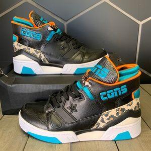 Converse x Don C ERX 260 Mid GS Animal Print Shoe
